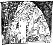 (Comics about SLOVAK CHURCHES)