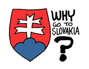 """WHY go to SLOVAKIA?"" (The Mini-Comic)"