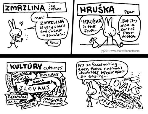Reasons to visit Slovakia - Why go to Slovakia? by Marek Bennett