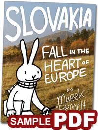 SLOVAKIA-GraphicNovel-COVER-01-w=200-72dpi-SAMPLE_PDF-www.MarekBennett.com